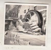 Grimbergen - 's Gravenmolen Onder De Sneeuw - Foto 6 X 6 Cm - Photos
