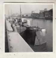 Canal Maritime - Photo 5.5 X 5.5 Cm - Lieux
