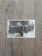 Photo Original Du Maréchal Pétain Chef De L'état / Chantiers De Jeunesse / STO  / Vichy / Ww2 / 39/45/ Porte Avion - Guerre, Militaire