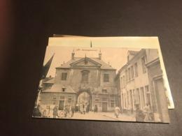 Lier -  Lierre -  Gevangenepoort - Uitg. Van Den Wyngaert - Kets - Gelopen 1923 - Lier