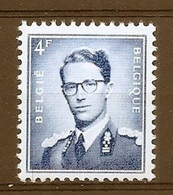 BELGIE Boudewijn Bril * Nr 926 P3a * Postfris Xx * FLUOR  PAPIER - 1953-1972 Lunettes