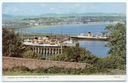 ISLE OF MAN : DOUGLAS BAY FROM DOUGLAS HEAD - Isle Of Man