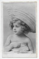 Tommy - Photograph Of A  Young Child - Hildesheimer Series 5340 - Portraits
