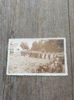 Photo Original Du Maréchal Pétain Chef De L'état /Chantiers De Jeunesse / STO /Vichy / Ww2 / 39/45/ Chateau De Charmeil - Guerre, Militaire