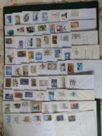 458 LETTRES   SEULE SUR LETTRE BELGIQUE PERIODE ANNEES 1980/90 - België