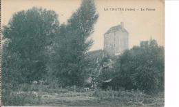 36 . Indre : La Chatre : La Prison . - La Chatre
