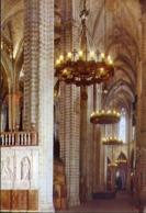 Barcelona - Catedral - Detalle - Formato Grande Non Viaggiata – E 12 - Barcelona