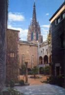 Barcelona - Museo Mares Patio - Formato Grande Non Viaggiata – E 12 - Barcelona