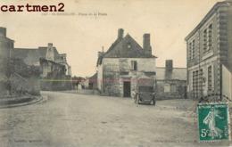 SAINT-HERBLON PLACE DE LA POSTE AUTOMOBILE 44 - France