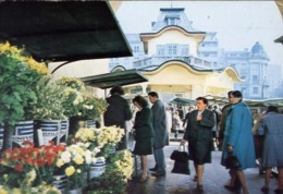 Beograd - Pijaca Zeleni Venac - Formato Grande Non Viaggiata - E 12 - Jugoslavia