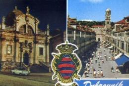 Dubrovnik - Formato Grande Non Viaggiata – E 12 - Jugoslavia