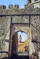 Dubrovnik - La Porta De La Ville De Ploce - Formato Grande Non Viaggiata – E 12 - Jugoslavia
