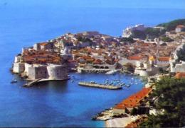 Dubrovnik - The Old City - Formato Grande Non Viaggiata – E 12 - Jugoslavia