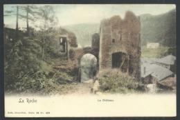 1.1 // CPA - LAROCHE - LA ROCHE - Le Château - Nels Couleur Série 26 N° 224 // - La-Roche-en-Ardenne