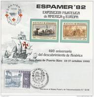 España HR 109 Usada - Blocs & Hojas