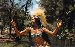 "@ Polynésie Française- La Danseuse LEA AVEMAI (1) Film ""Sortilège Tahitien""  (Tahiti)(Vahiné Nu Nue  (Ed. VERONESE 61 - Polynésie Française"