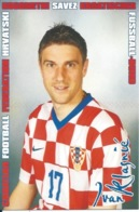 Postcard RA011075 - Football (Soccer Calcio) Hrvatska Croatia: Ivan Klasnic - Soccer