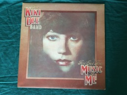 """LP The Kiki Dee Band """"I've Got The Music In Me"""" Rocket Records 1974 - Disco, Pop"""