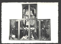 Zepperen - Kerk Van Zepperen - Altaar Retabel Van St. Genoveva (gesloten) - Glossy - Sint-Truiden