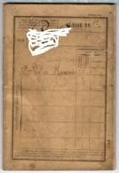 1885 - Livret De Service D'un HUSSARD Du 2eme REGIMENT De HUSSARDS - Documents
