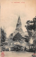 CPA PNOM-PENH - Le Pnom - Cambodge