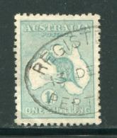 AUSTRALIE- Y&T N°10a) (A)- Oblitéré - Gebruikt