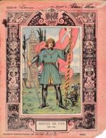 """Ce Ci N Est Pas Un Protège Cahier Mais Une Couverture De Cahier D'écolier (18x22) 4 Pages  """"Gaston De Foix"""" - Book Covers"""