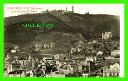 BARCELONA, SPAIN - VISTA GENERAL DE LA MONTANA DEL TIBIDABO - WRITTEN IN 1920 - LIBRARIA GRANADA - - Barcelona