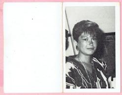 Bidprentje - Carla COUWBERGHS (Engelen) - Geel 1962 - Leuven 1988 - Begr. Gijsemans Laakdal - Imágenes Religiosas