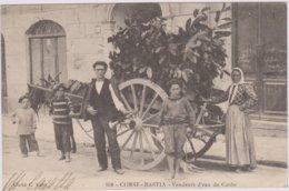 20  BASTIA  Vendeurs D'eau De Cardo Voyagee  Be - Bastia