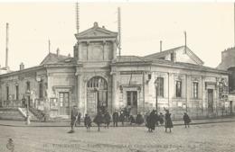 VINCENNES - Postes, Télégraphe Et Commissariat De Police - Vincennes