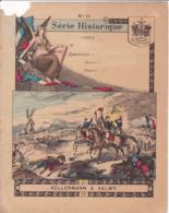 """Ce Ci N Est Pas Un Protège Cahier Mais Une Couverture De Cahier D'écolier (18x22) 4 Pages """"Kellermann à Valmy"""" S H 11 - Book Covers"""