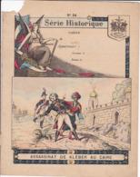 """Ce Ci N Est Pas Un Protège Cahier Mais Une Couverture De Cahier D'écolier (18x22) 4 Pages """"Assassinat De Klébert"""" S H 24 - Book Covers"""