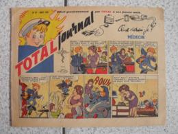 Total Journal N° 22 (août 1961). Maury Iselin Dizier. BD Publicitaire à Redécouvrir - Magazines Et Périodiques