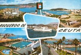 Spain - Ceuta - General View - Spagna