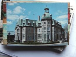 Canada St Hyacinthe La Jolie Hotel De Ville - St. Hyacinthe