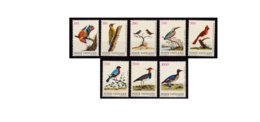 G341. Vaticano / Vatican / 1989 / Birds / Pajaros / Oiseaux - Songbirds & Tree Dwellers