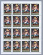 Korea North DPR Korea 1980 Josip Broz Tito S/S CTO - Persönlichkeiten