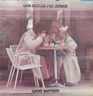 Lucio Battisti 33t. LP *una Donna Per Amico* - Vinyl Records