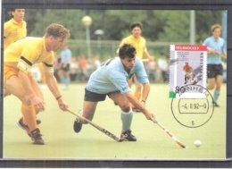 Hockey Sur Gazon - CM Nederland (à Voir) - Rasenhockey