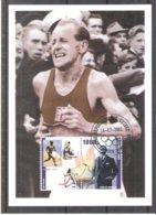 JO Helsinki 1952 - Emil Zatopek - CM Guinée (à Voir) - Sommer 1952: Helsinki