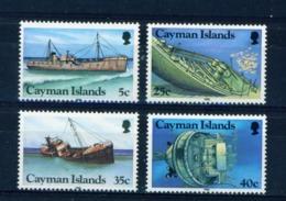 CAYMAN ISLANDS - 1985 Shipwrecks Set Unmounted/Never Hinged Mint - Cayman Islands