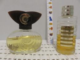 2 Flacons Carven Anciens - Bottles (empty)