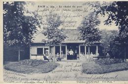 Esch-sur-Alzette  -   Le Chalet Du Parc - Postcards