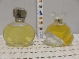 2 Flacons Versace Anciens - Bottles (empty)
