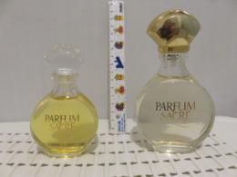 2 Flacons Caron Anciens - Bottles (empty)