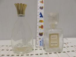 2 Flacons Bourjois Anciens - Bottles (empty)