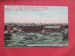 Autopiano Factories In New York  City   Ref 3675 - Advertising