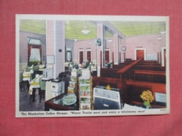 Manhattan Coffee Shoppe   - South Carolina > Sumter   Ref 3675 - Sumter