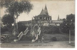 Pnom Penh Pagode Du Pnom - Cambodge
